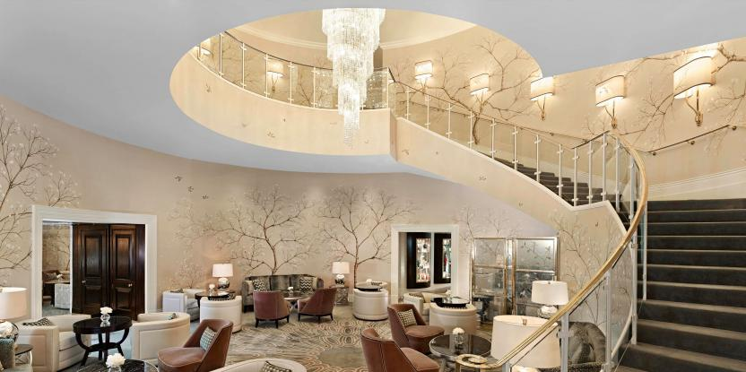 This Hotel in London Offers Centrality and Class