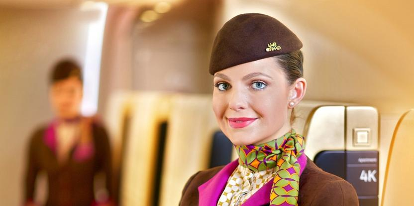 Etihad Airways Abu Dhabi is Hiring Cabin Crew. Think You Can Do It?