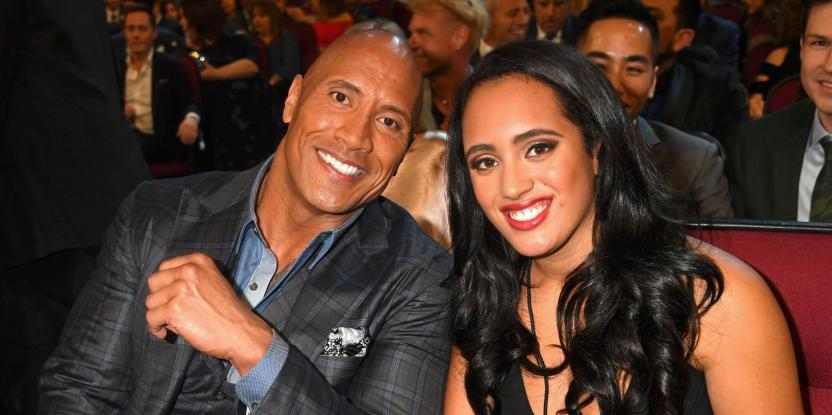 Dwayne 'The Rock' Johnson's daughter, Simone is headed to WWE