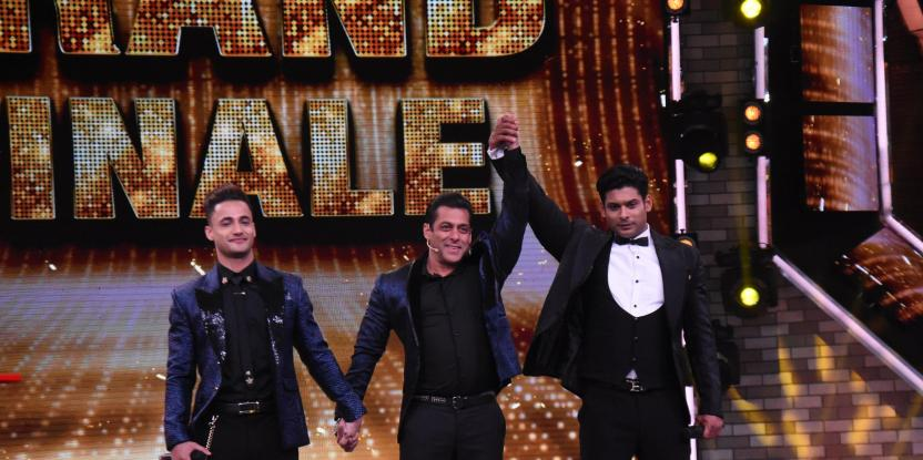 Bigg Boss 13 Finale: Twitter Divided Over Sidharth Shukla's Win