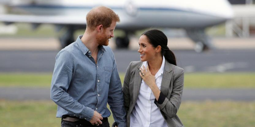 Prince Harry's Series on Mental Health Might Also Feature Meghan Markle