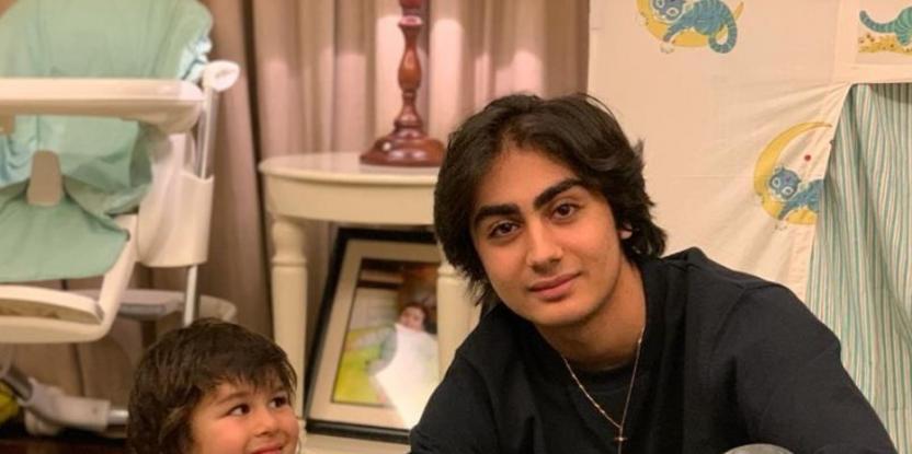 Taimur Ali Khan Has Found a New Friend In Malaika Arora's Son Arhaan Khan