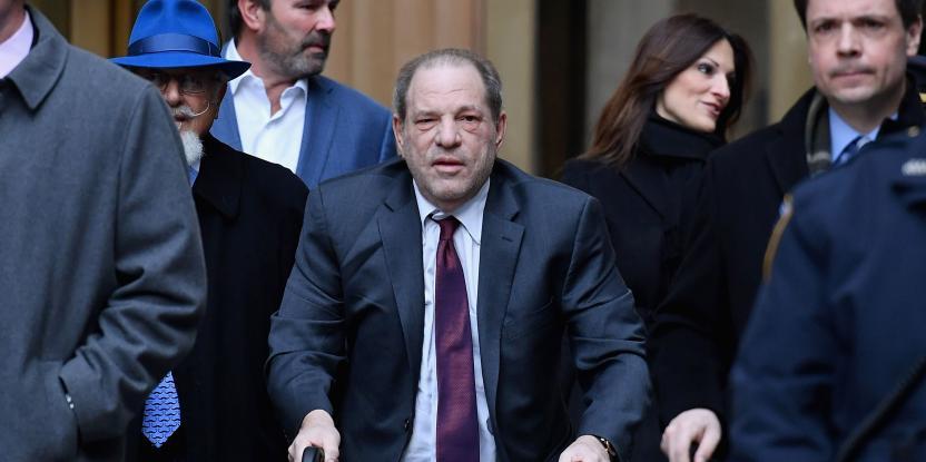 #MeToo: Accusers, Activists Respond to the Harvey Weinstein Verdict