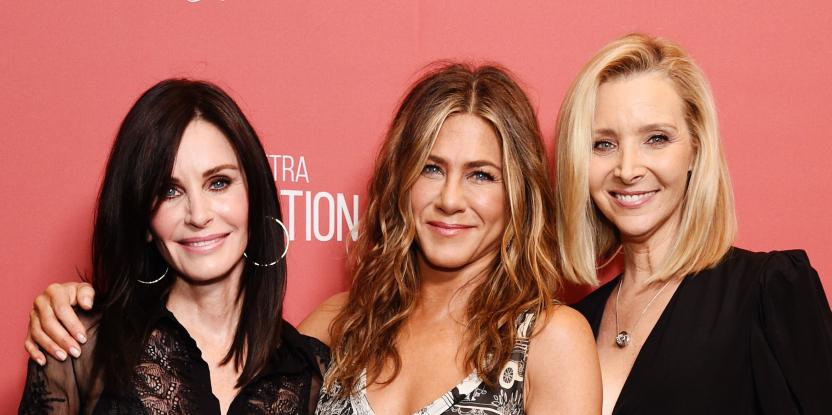 Courteney Cox is Excited About Friends Reunion Special