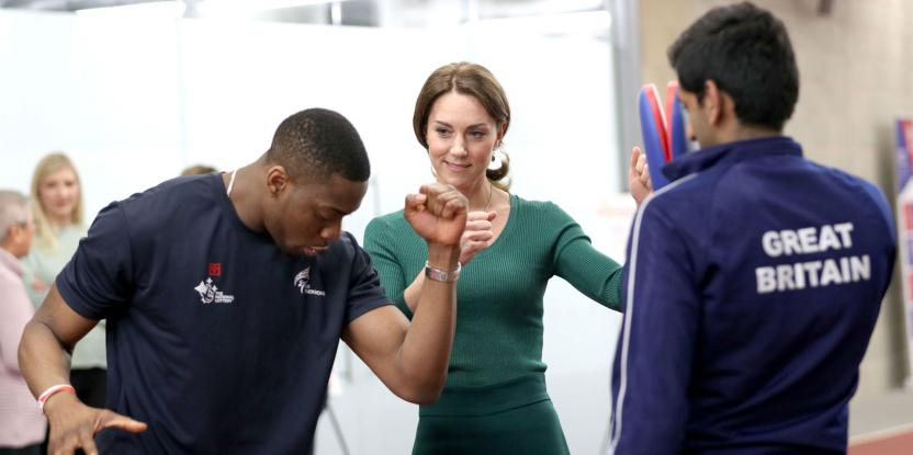 Kate Middleton Is Turning Us Green With Envy in Latest Athleisure Look