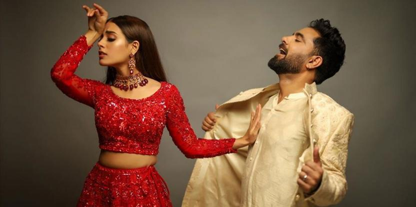 Iqra Aziz and Yasir Hussain: Three Times The Couple Served Relationship Goals