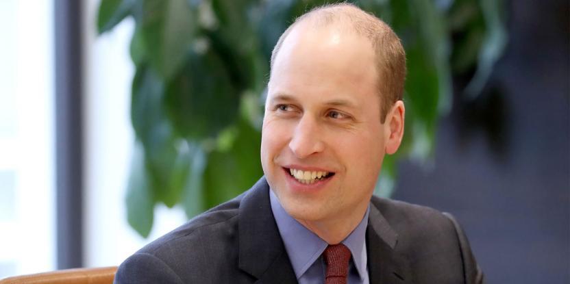 Prince William Criticised for Joking About Coronavirus