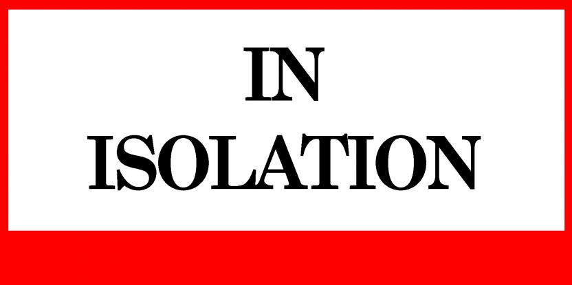 Isolation: Tips to Stay Sane