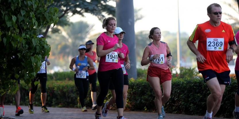 Dubai Sports Council Announces Marathon... But From Home!