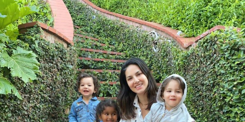 Sunny Leone Explains Why She Left for Los Angeles