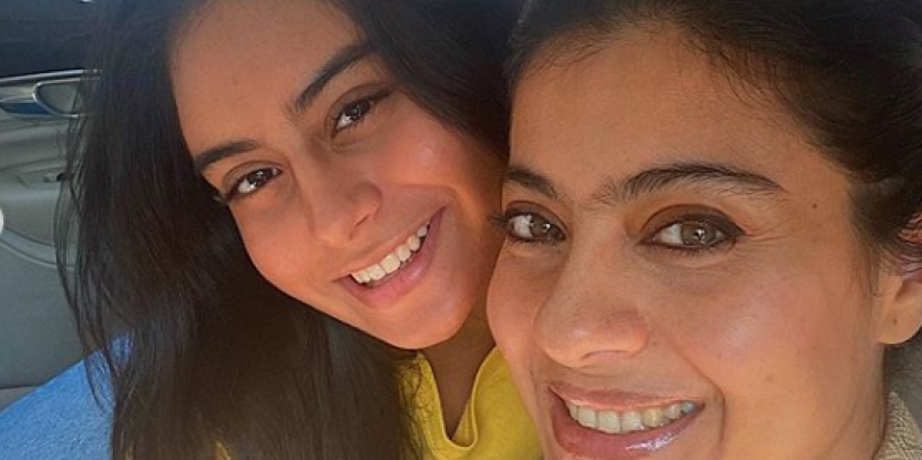 Watch: Kajol shares sweet Instagram video about her relationship with her daughter Nysa