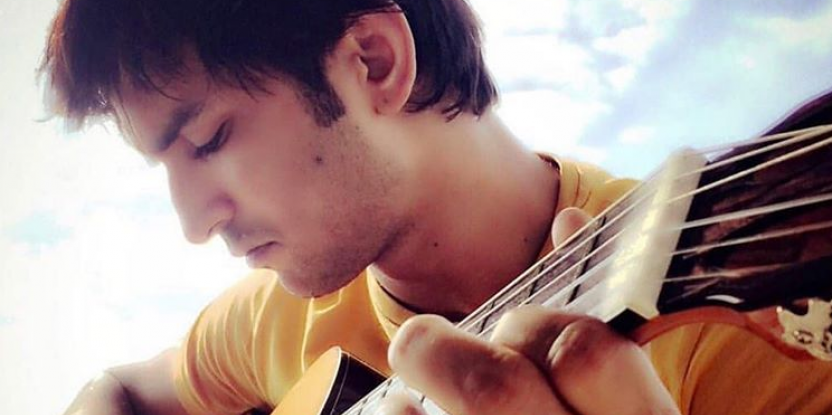 Watch: Sushant Singh Rajput playing guitar in this throwback video
