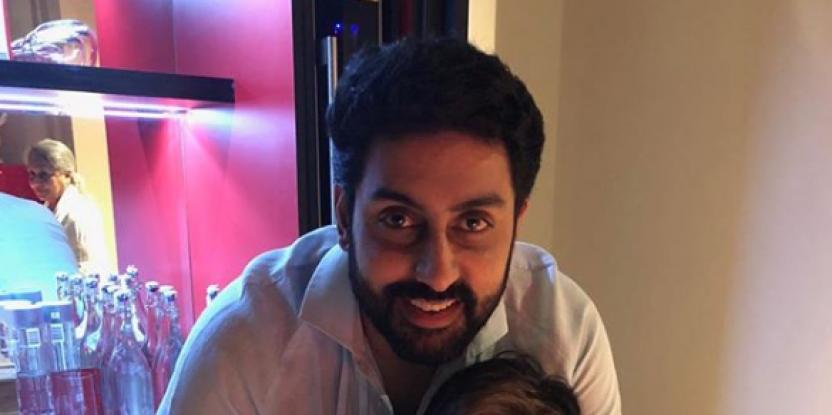 Abhishek and Amitabh Bachchan share emotive social media posts from hospital