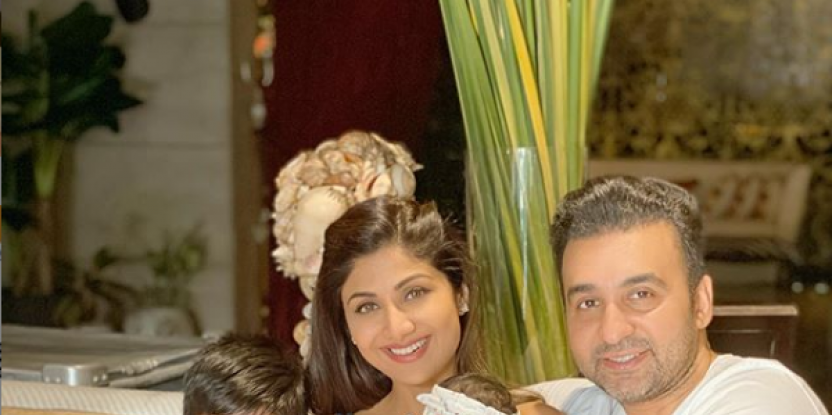 Shilpa Shetty speaks candidly on motherhood: it takes guts at 45 to have a newborn