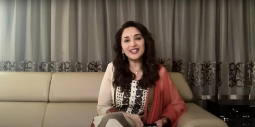 Madhuri Dixit celebrates 36 years in Bollywood