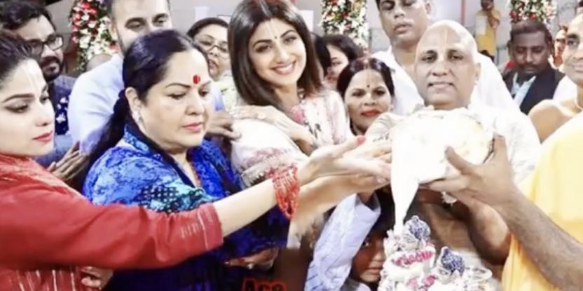 Bollywood stars share Janmashtami messages on social media