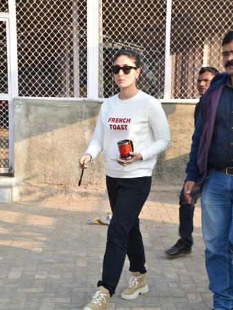 Kareena Kapoor's Laid Back Look